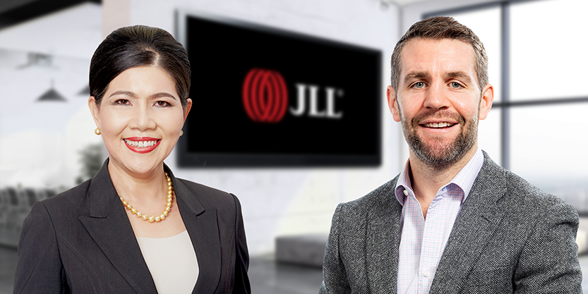 JLL announces leadership changes in Southeast Asia